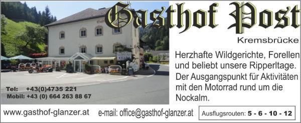 Gasthof Post 2016